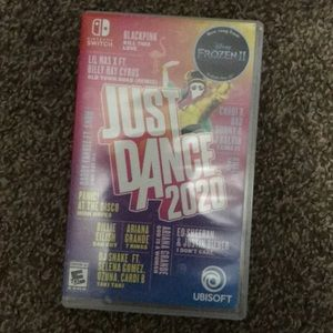 Just dance 2020 for switch